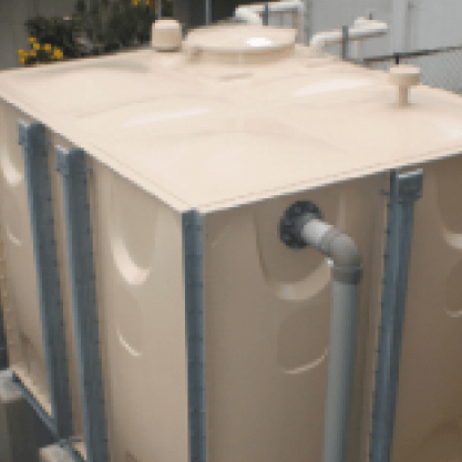 建築物飲料水貯水槽清掃業